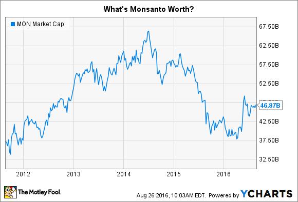 MON Market Cap Chart